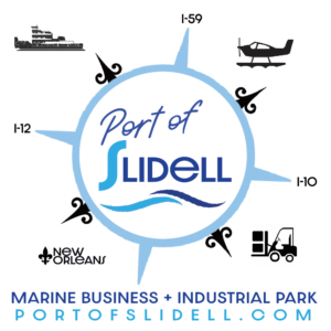 Port of Slidell - Gulf Coast Marine Business and Industrial